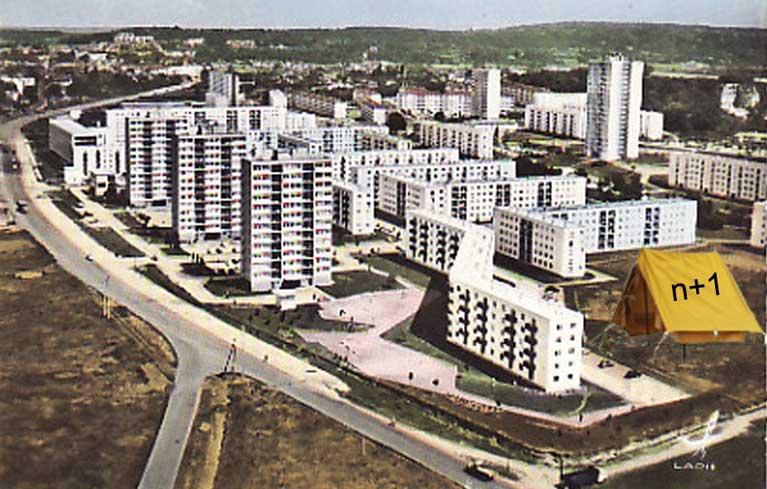 residences n+1 mureaux